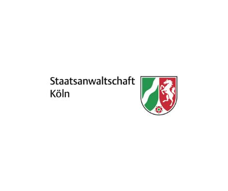 Logo Staatsanwaltschaft Köln